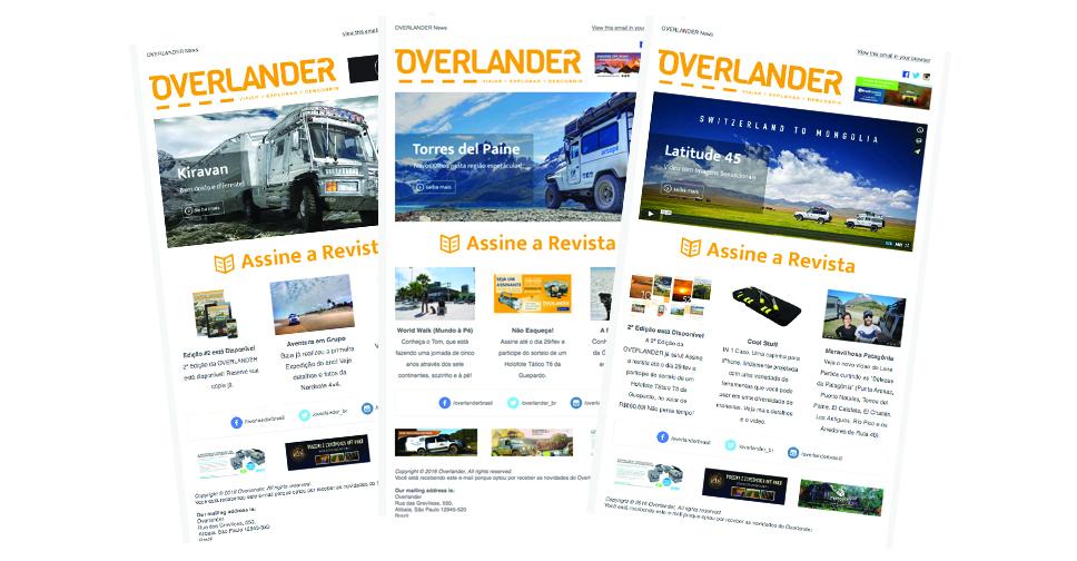 Overlander Newsletter