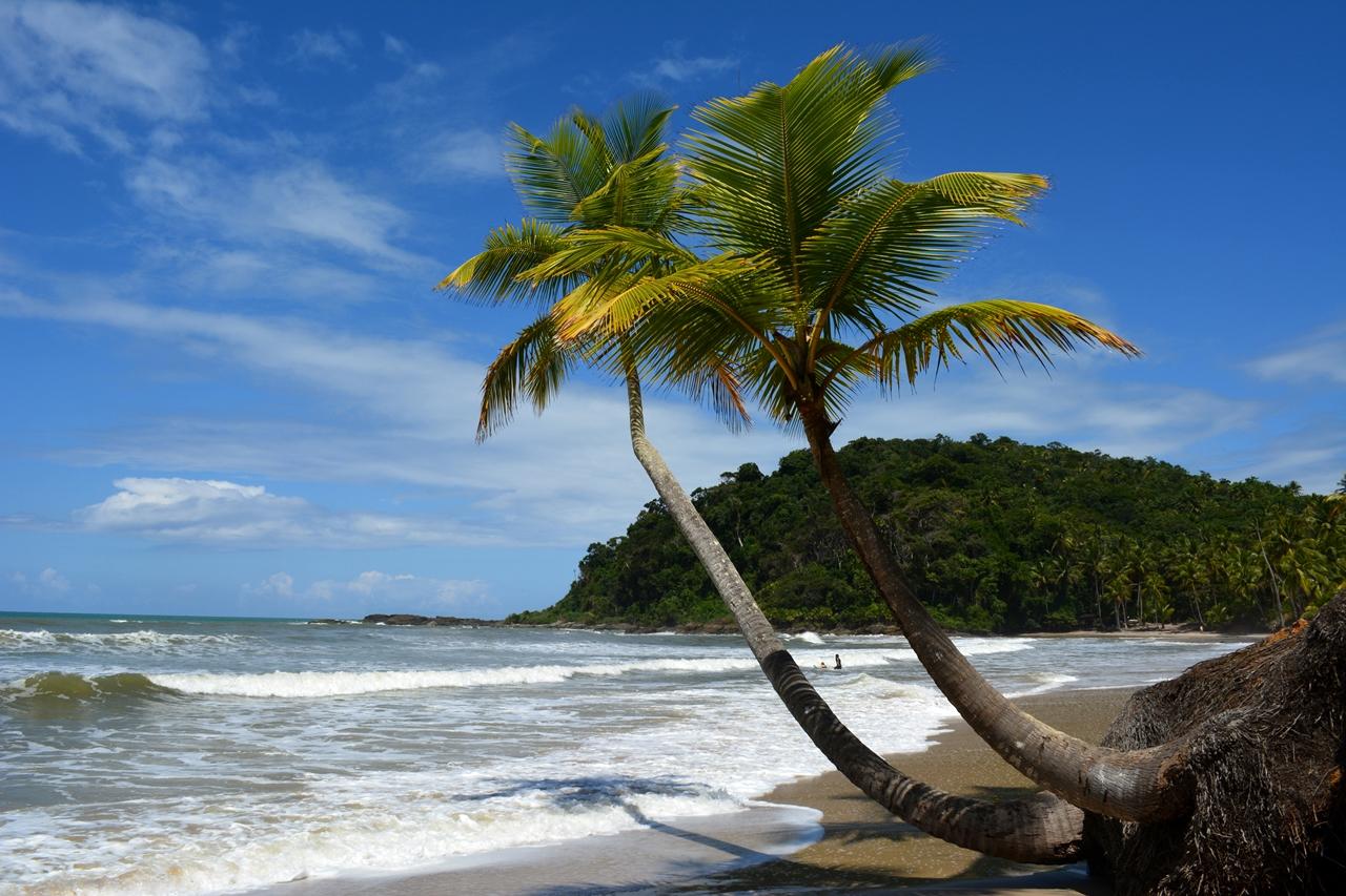 Itacaré - Praia da Engenhoca 3