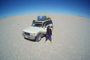 Ámerica do Sul – 40 Dias, 5 Países & 13 mil km!