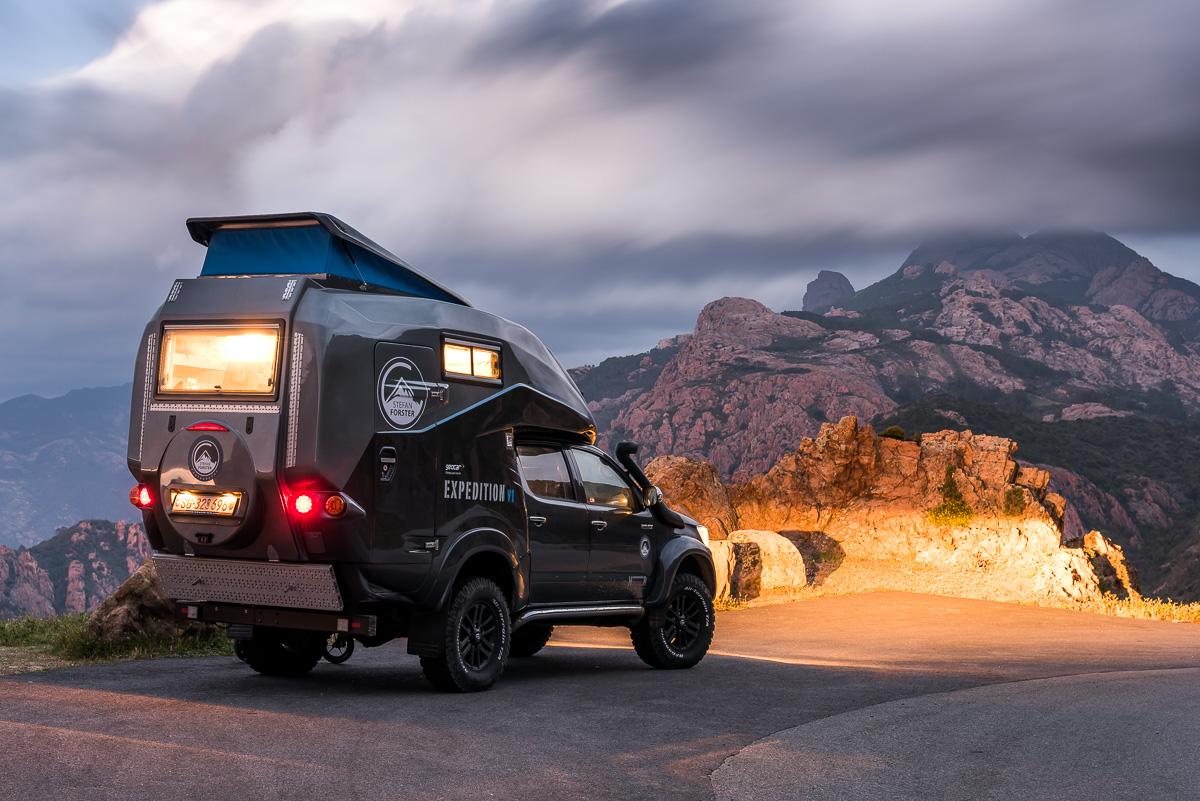 Toyota Hilux Expedition V1 Camper Overlander Brasil