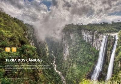 DESCOBRINDO O BRASIL – Terra dos Cânions (Ed #1 Revista Overlander)