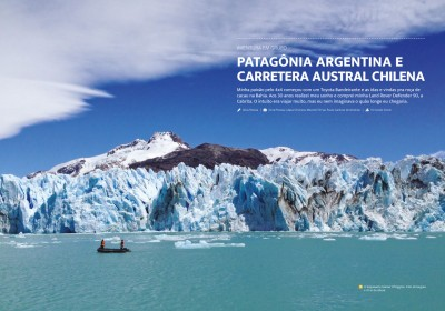 AVENTURA EM GRUPO – Patagônia Argentina e Carretera Austral Chilena (Ed #1 Revista Overlander)