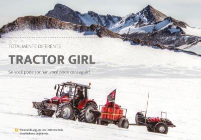 TOTALMENTE DIFERENTE – Tractor Girl (Ed #1 Revista Overlander)