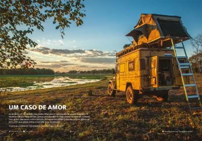 GRINGOS NA ÁREA – Um Caso de Amor (Ed #1 Revista Overlander)