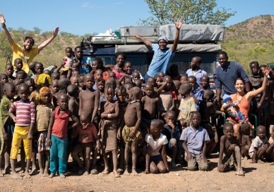 DAYTRIPPERS – A África e sua Gente