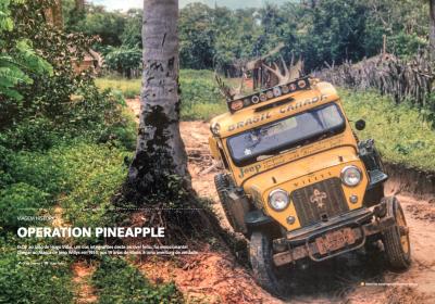 VIAGEM HISTÓRICA – Operation Pineapple