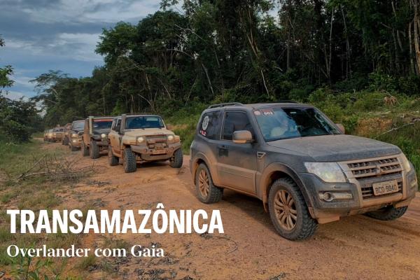 REVIVER OS BONS TEMPOS  – Expedição Transamazônica 2019