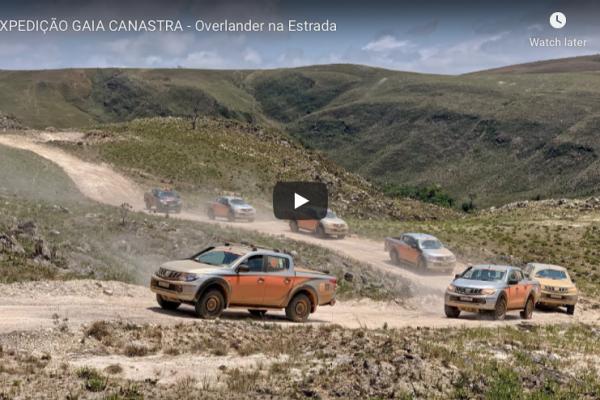 NOVO VÍDEO NO AR – Expedição Gaia Serra da Canastra